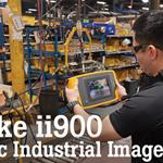 Compressed Air Leak Detection with Fluke's ii900 Sonic Industrial Imager