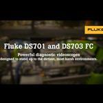 Fluke Diagnostic Videoscopes for Industrial Inspections
