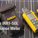 Determine site orientation with the Fluke Solar Irradiance
